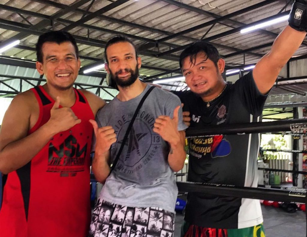 Emrah Sanli Muay Thai Champion