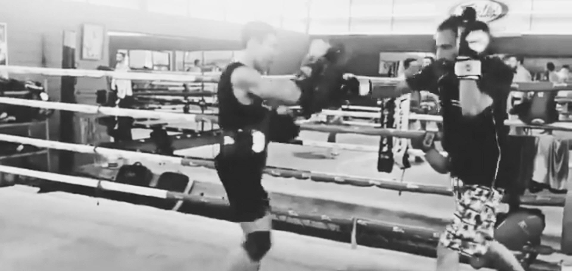 Thaiboxen Training in Thailand