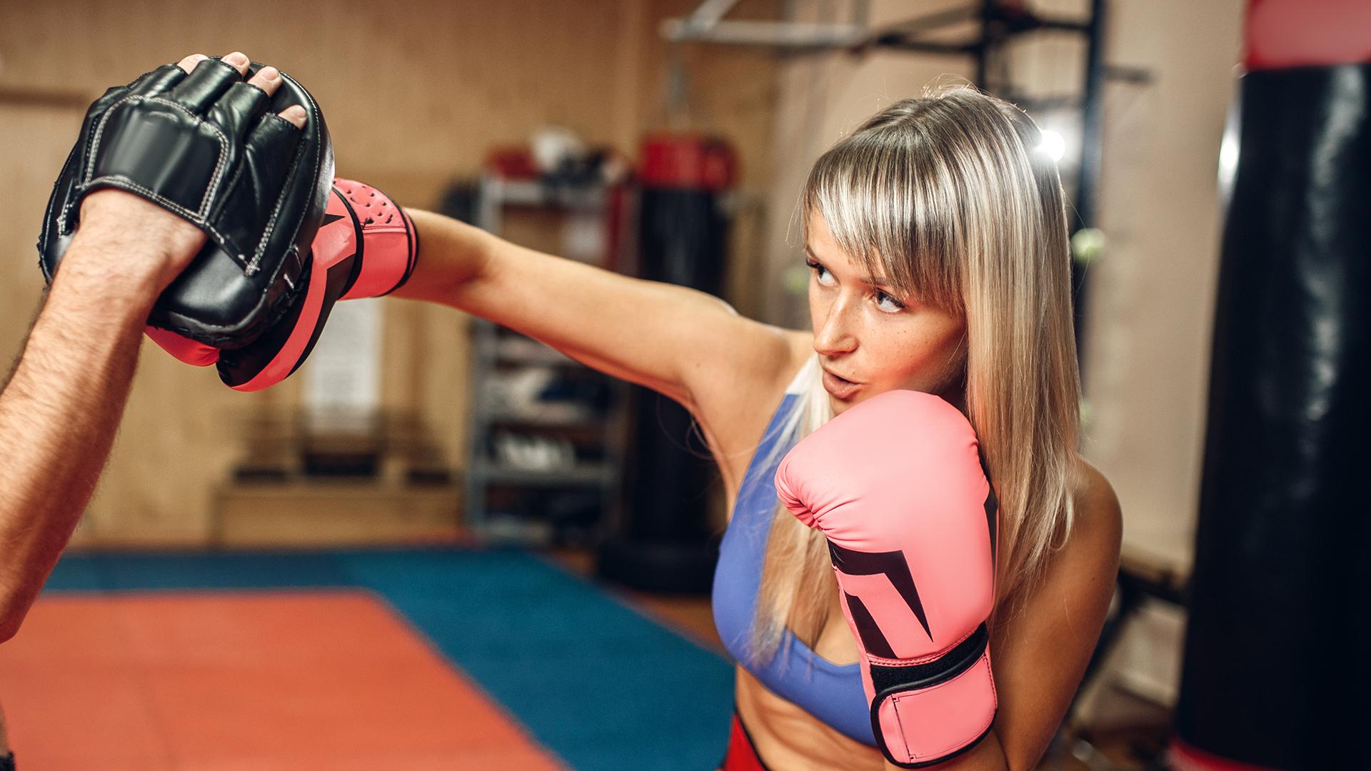 Personaltraining in München für Thaiboxen, Kickboxen und Fitness